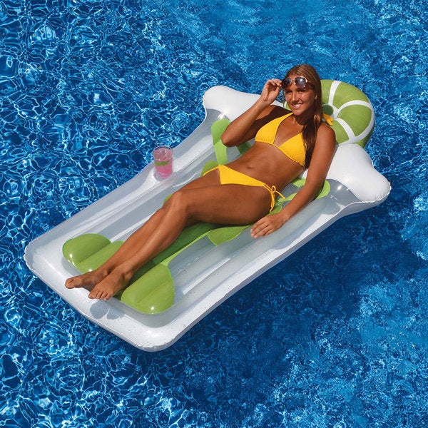 Swimline Margarita Matt Inflatable for Swimming Pools