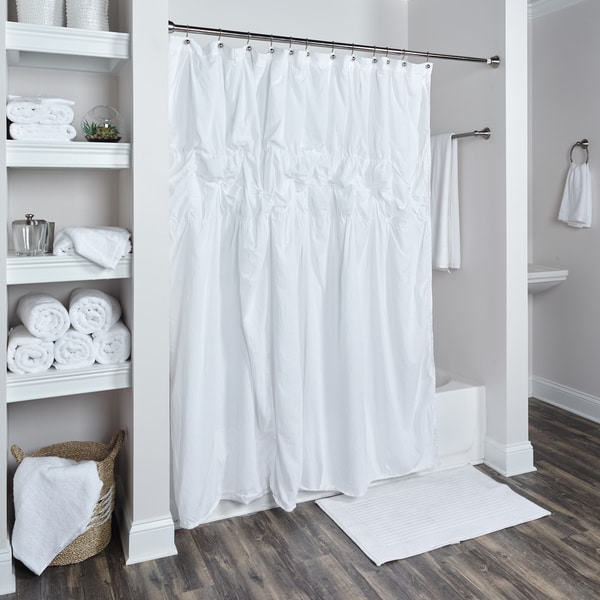 Arden loft torsades collection shower curtain free for Loft country shower curtains for the bathroom