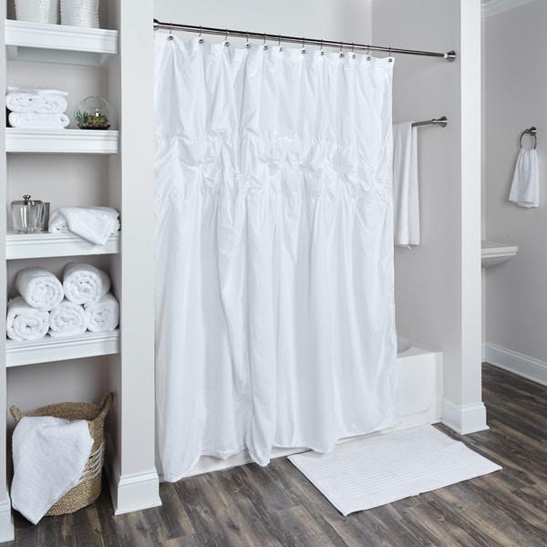 Arden Loft Torsadés Collection Shower Curtain