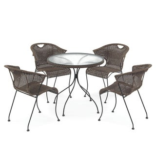 Wadebridge Rattan Dining Set