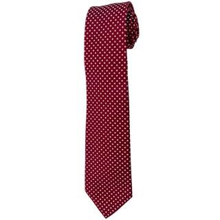 Davidoff Red Silk Neck Tie