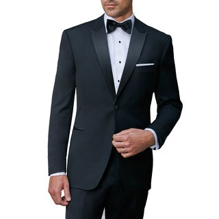 Ike Behar 1-Button Peak Tuxedo (Option: 42l)