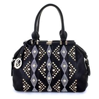 """Lany """"Glitzy"""" Satchel Handbag"""
