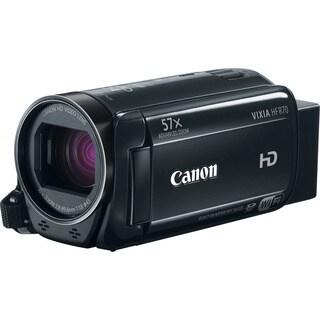 """Canon VIXIA R70 Digital Camcorder - 3"""" - Touchscreen LCD - HD CMOS -"""