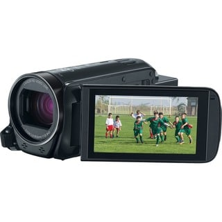 "Canon VIXIA R72 Digital Camcorder - 3"" - Touchscreen LCD - HD CMOS -"