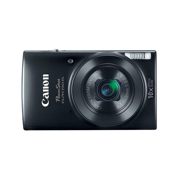 Canon PowerShot ELPH 190 IS 20 Megapixel Compact Camera