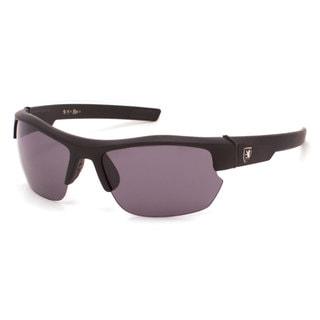 Khan Men's Flak Plastic Sporty Sunglasses
