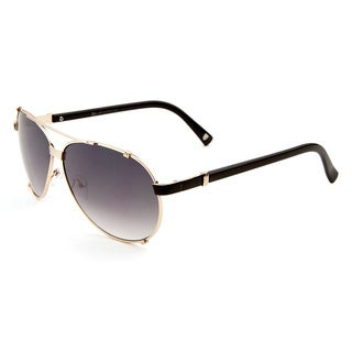 Khan Metal Aviator Sunglasses