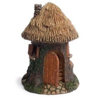 Fairy Round House Fairy Gardening Building