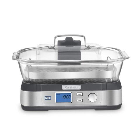 Cuisinart STM-1000 CookFresh Digital Glass Steamer