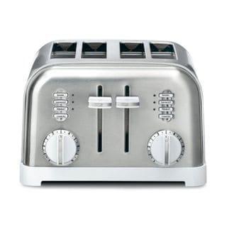 Cuisinart CPT-180W Metal Classic 4-slice Toaster