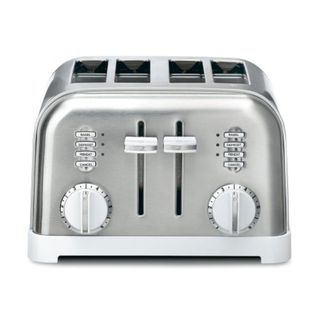 Cuisinart CPT-180W Metal Classic 4-slice Toaster