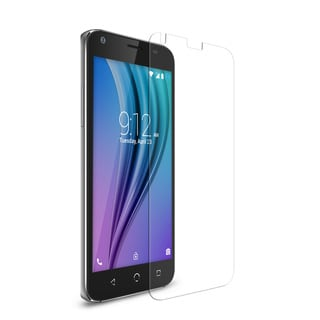 NUU Mobile X4 Tempered Glass Screen Protector