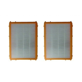 2 Eureka HF2 HEPA Filters Part # 61111 61495
