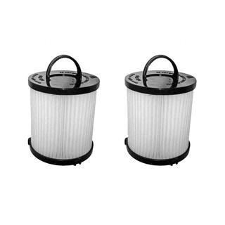 2 Eureka DCF21 Washable Filters Part # 67821 68931 EF91