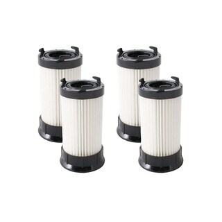 4pk Replacement Dust Cup Filters, Fits Eureka DCF4 & DCF18, Compatible with Part 62132, 63073, 3690, 18505, 61700, 61770 & More