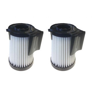 2 Eureka DCF10 DCF14 Dust Cup Filters Part # 62731 62396