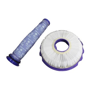 Dyson DC40 Pre and Post Filter Part # 923587-02 and 922676-01