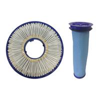Replacement Pre & Post Filter Kit, Fits Dyson DC41 & DC65, Compatible with Part 920769-01 & 920640-01