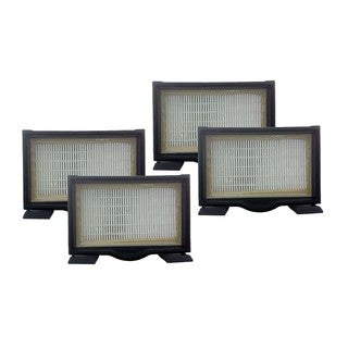 4 Eureka HF8 MM HEPA Filters Part # 60666 60666A 60666B 60666-6