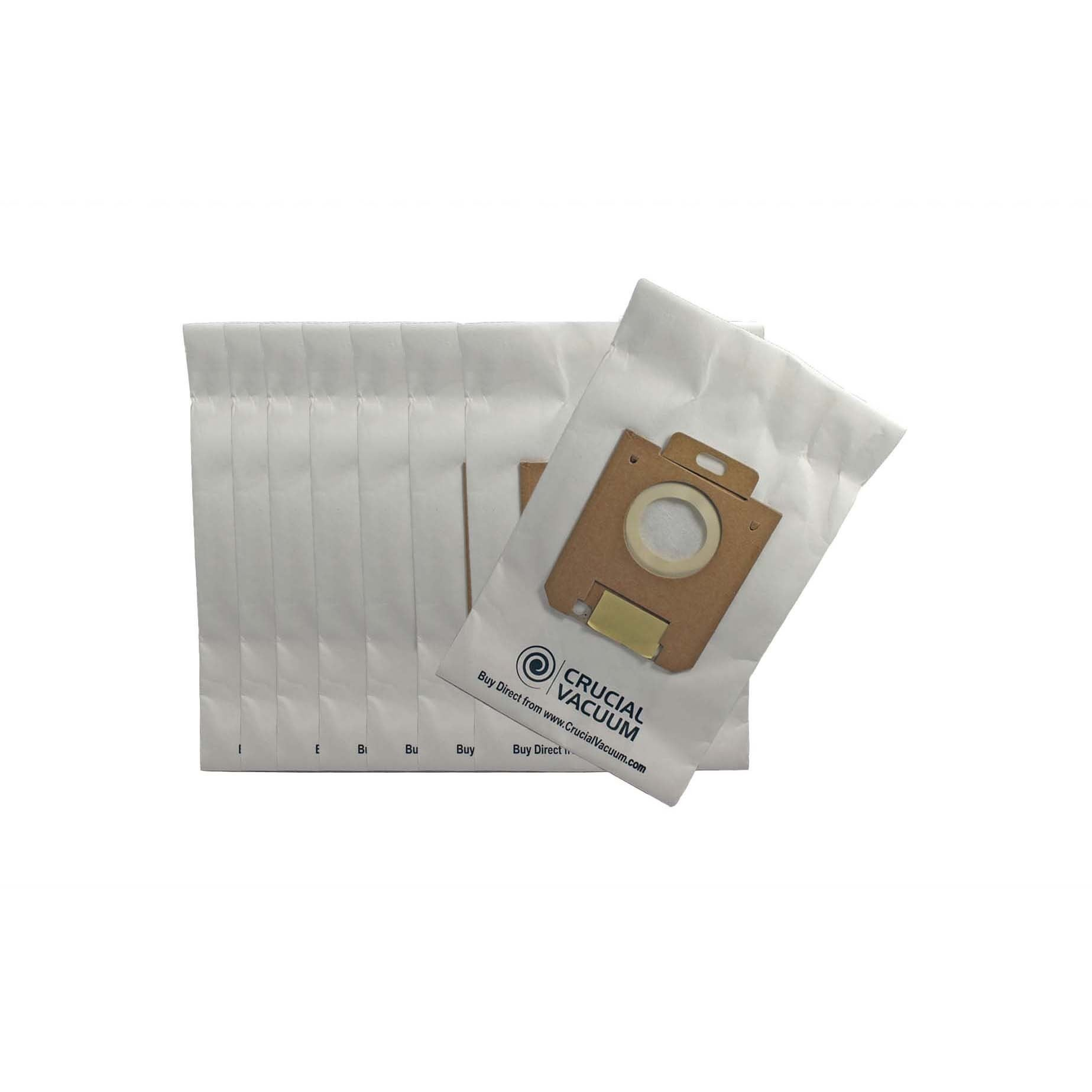 Crucial 24 Eureka Style OX and Electrolux Style S Paper B...