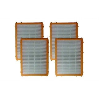 4 Eureka HF2 HEPA Filters Part # 61111 61495