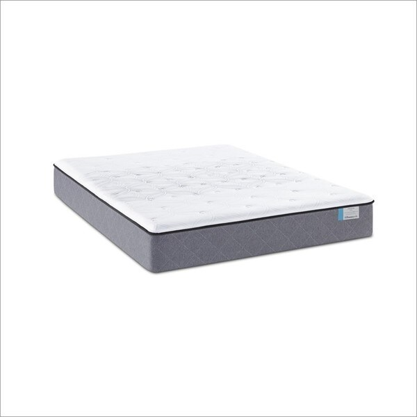 Sealy Posturepedic Caversham Firm Queen Size Mattress Set Free Shipping Today 11323579
