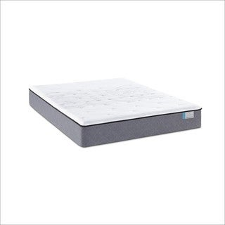 Sealy Posturepedic Caversham Firm Full XL-size Mattress Set
