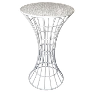 Esmee Metal Outdoor Bar Table