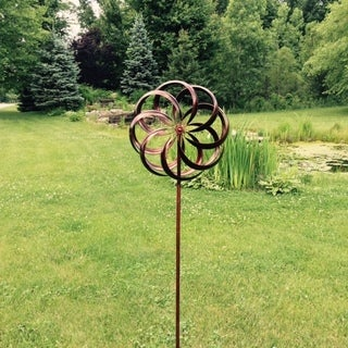 Iron 75-inch Windward Spinner