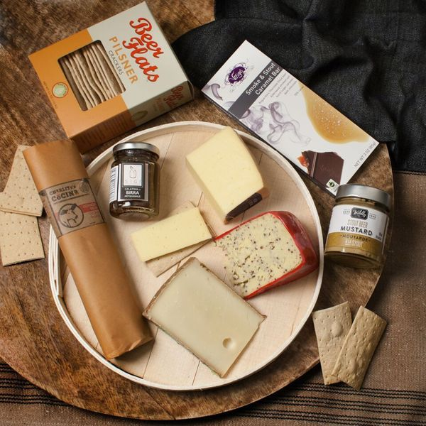 igourmet The Beer Infused Gourmet Snacking Collection