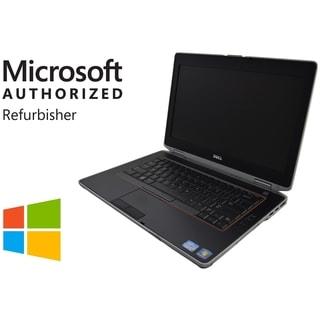 Dell Latitude E6420 14-inch 2.5GHz Intel Core i5 4GB RAM 120GB HDD Windows 7 Home Premium 64-bit Laptop (Refurbished)