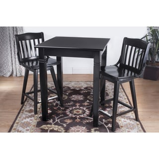 Library Swivel Pub Set (3 PC)