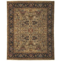 Bethany Camel Traditional Hand-knotted Rug - 8' x 10'