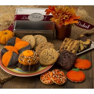 Dulcet's Assortment of Halloween Gourmet Desserts