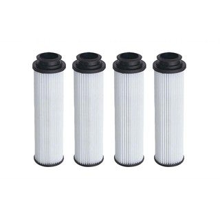 4 Hoover Windtunnel Washable HEPA Filters Part # 40140201 43611042 42611049