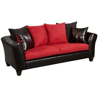 Riverstone Microfiber Sofa