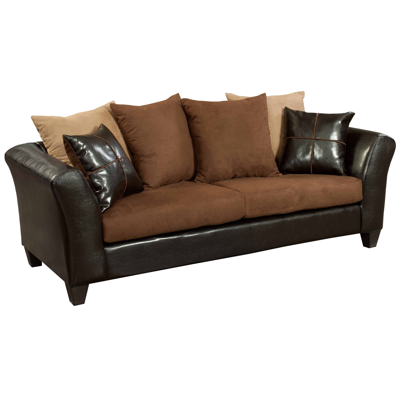 Swell Riverstone Microfiber Sofa Uwap Interior Chair Design Uwaporg
