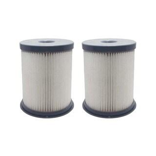 2 Hoover Elite Rewind Dust Cup Filter Part # 59157055