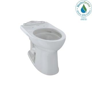 Toto Drake II 1g Colonial White Toilet Bowl