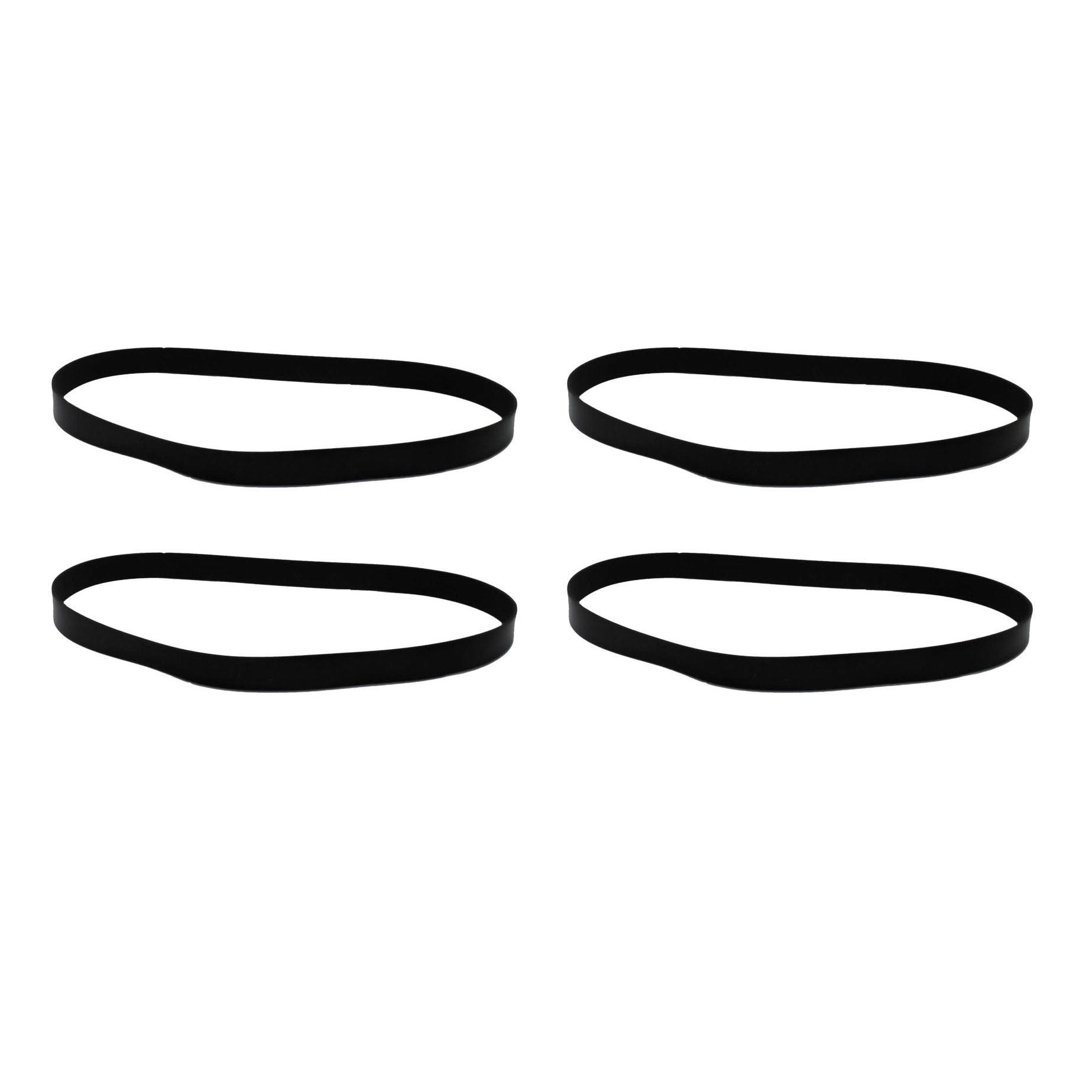 Crucial 4 Eureka Style S Belts Part # 84756 (vacuum belt)...