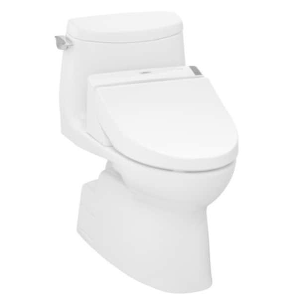 Shop Toto Ultramax II Elongated One Piece Toilet CST604CEFGT20#01 ...