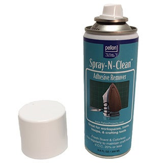 Pellon Spray-N-Clean Adhesive Remover Spray