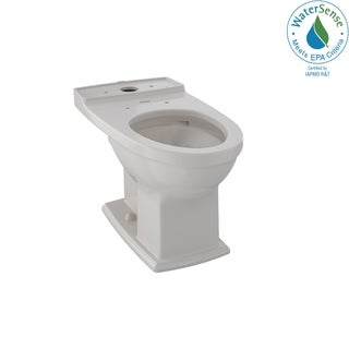 Toto Connelly Universal Height Elongated Toilet Bowl with CeFiONtect, Sedona Beige (CT494CEFG#12)