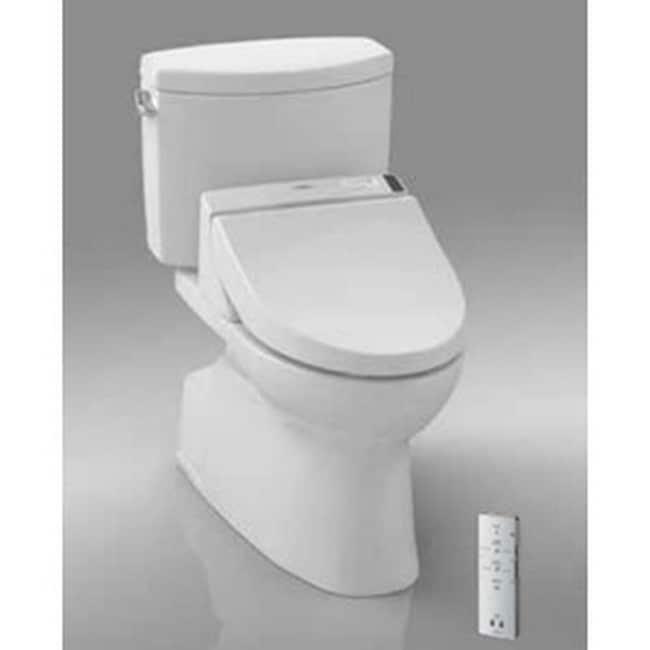 Toto Vespin II Connect/ P Cotton Toilet Bowl (Cotton White)