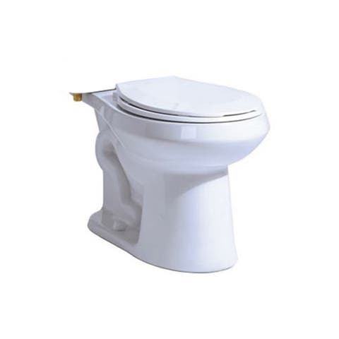 Niagara Ecologic Round Toilet Bowl N2235RB White