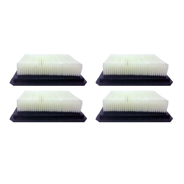 Shop 4pk Replacement HEPA Style Filters, Fits Hoover Floormate, Washable & Reusable, Compatible with Part 40112050 - Free Shipping On Orders Over $45 ...