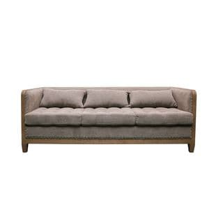 Aurelle Home French Chateau Vang Sofa