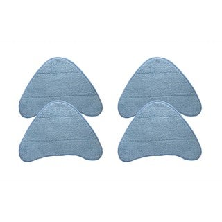 4 Hoover WH20200 Steam Mop Pads Part # WH01000