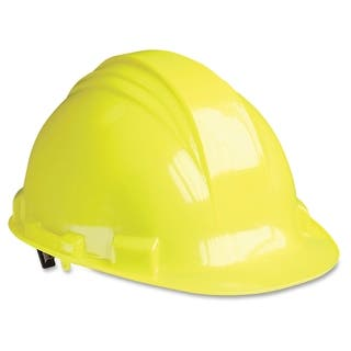NORTH Yellow Peak A79 HDPE Hard Hat - (1 Each)|https://ak1.ostkcdn.com/images/products/11324747/P18301334.jpg?impolicy=medium